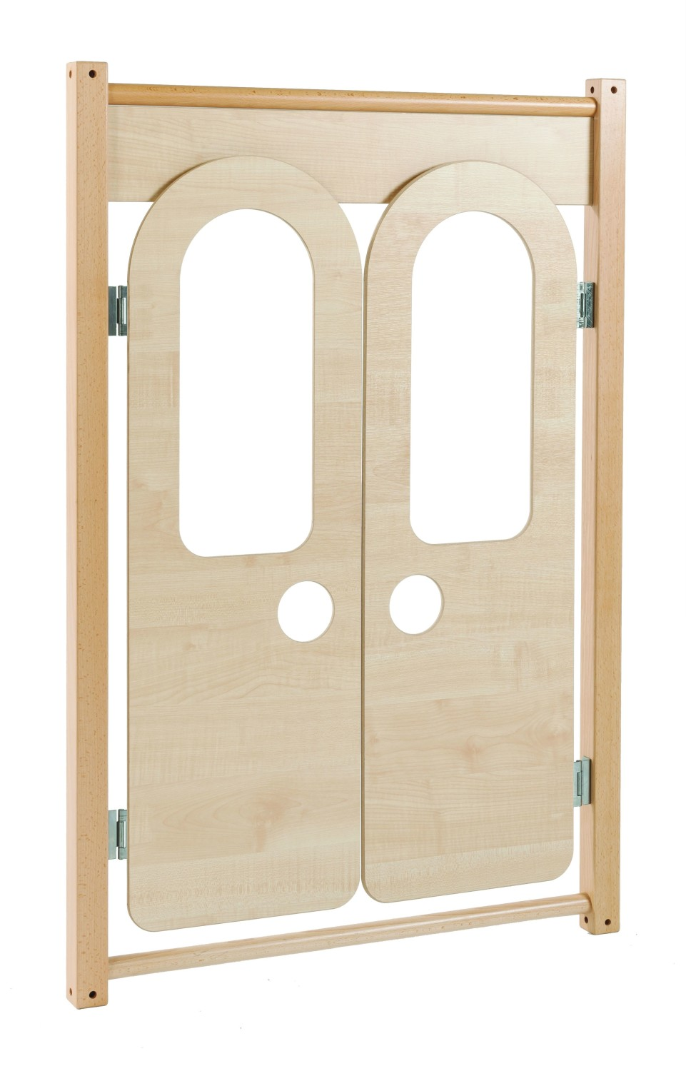 An image of Role Play Double Doors Panel - Room Dividers & Panels