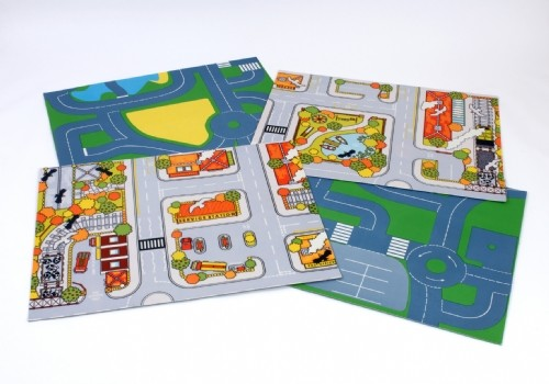 An image of Hepworth Playmat Pack - Early Years