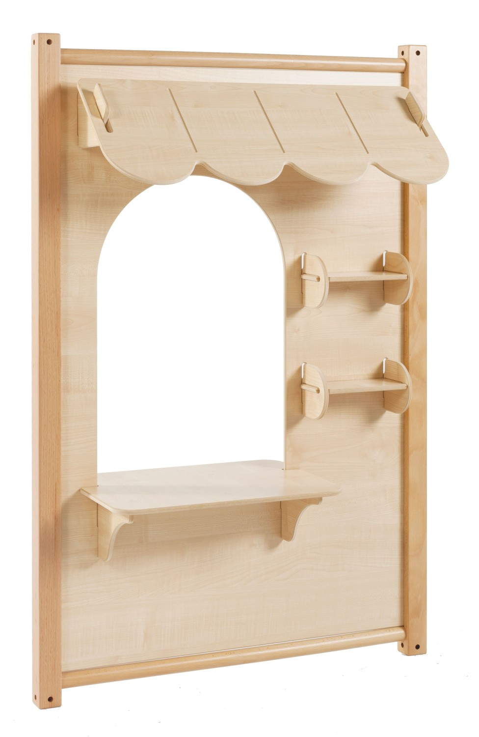 An image of Role Play Maple Counter Panel - Room Dividers & Panels
