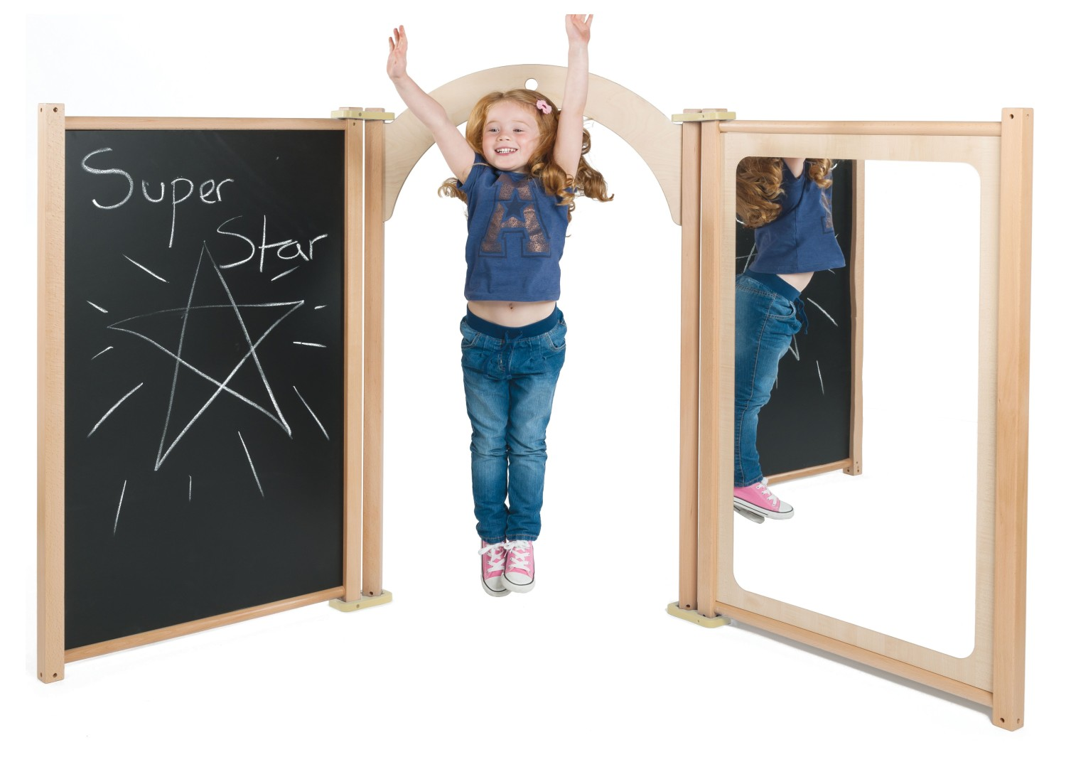 An image of Role Play Maple Drama Set - Room Dividers & Panels