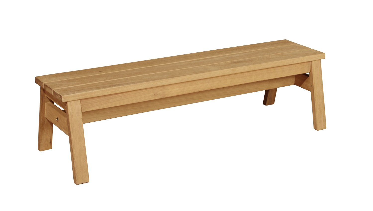 An image of Helios Wooden Bench Set