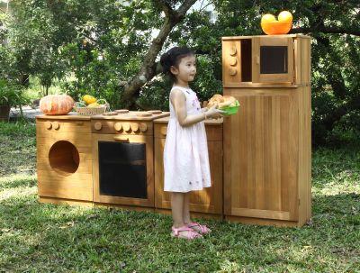 Harmony Outdoor Kitchen Set