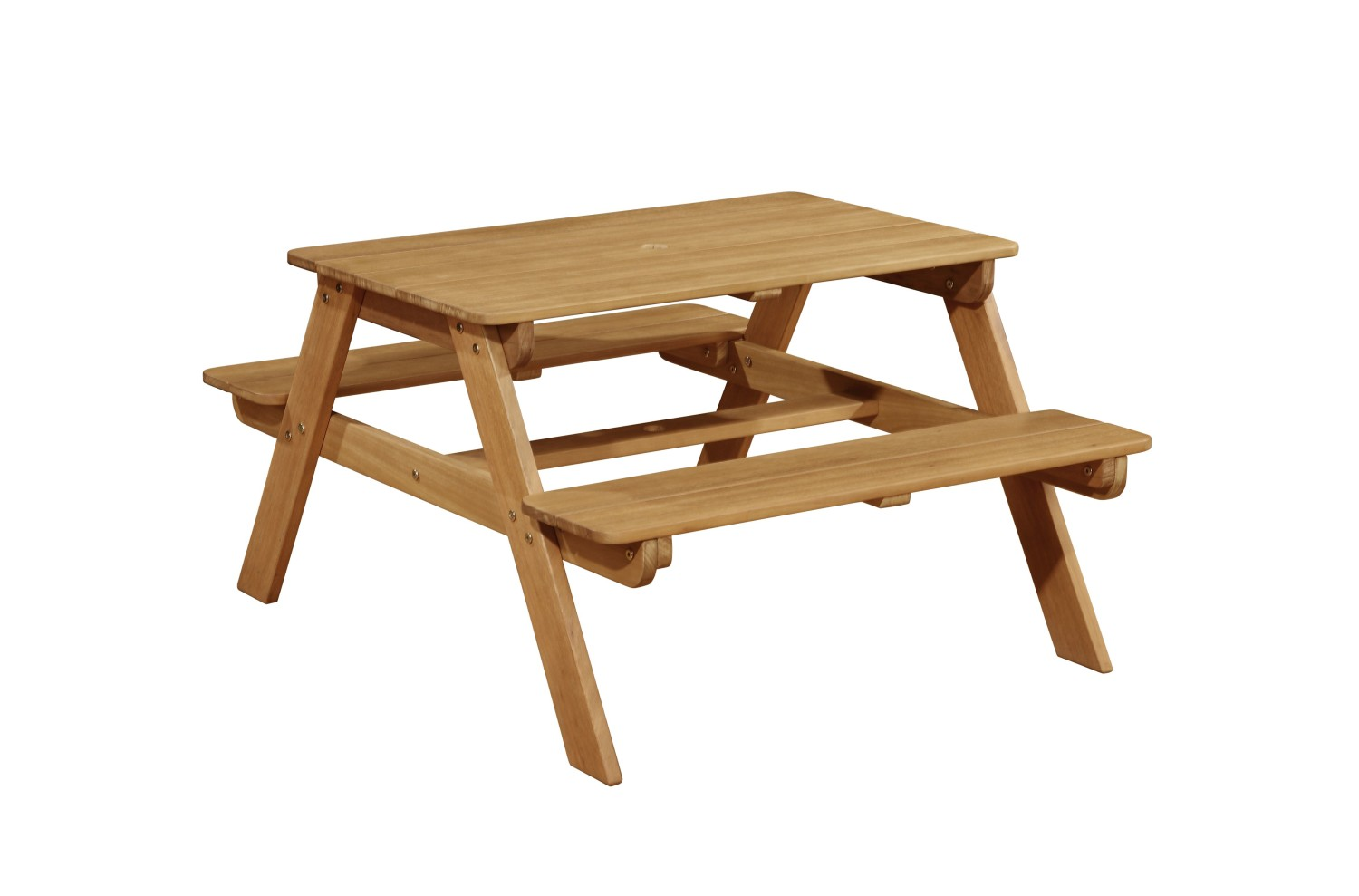 An image of Helios Wooden Picnic Table