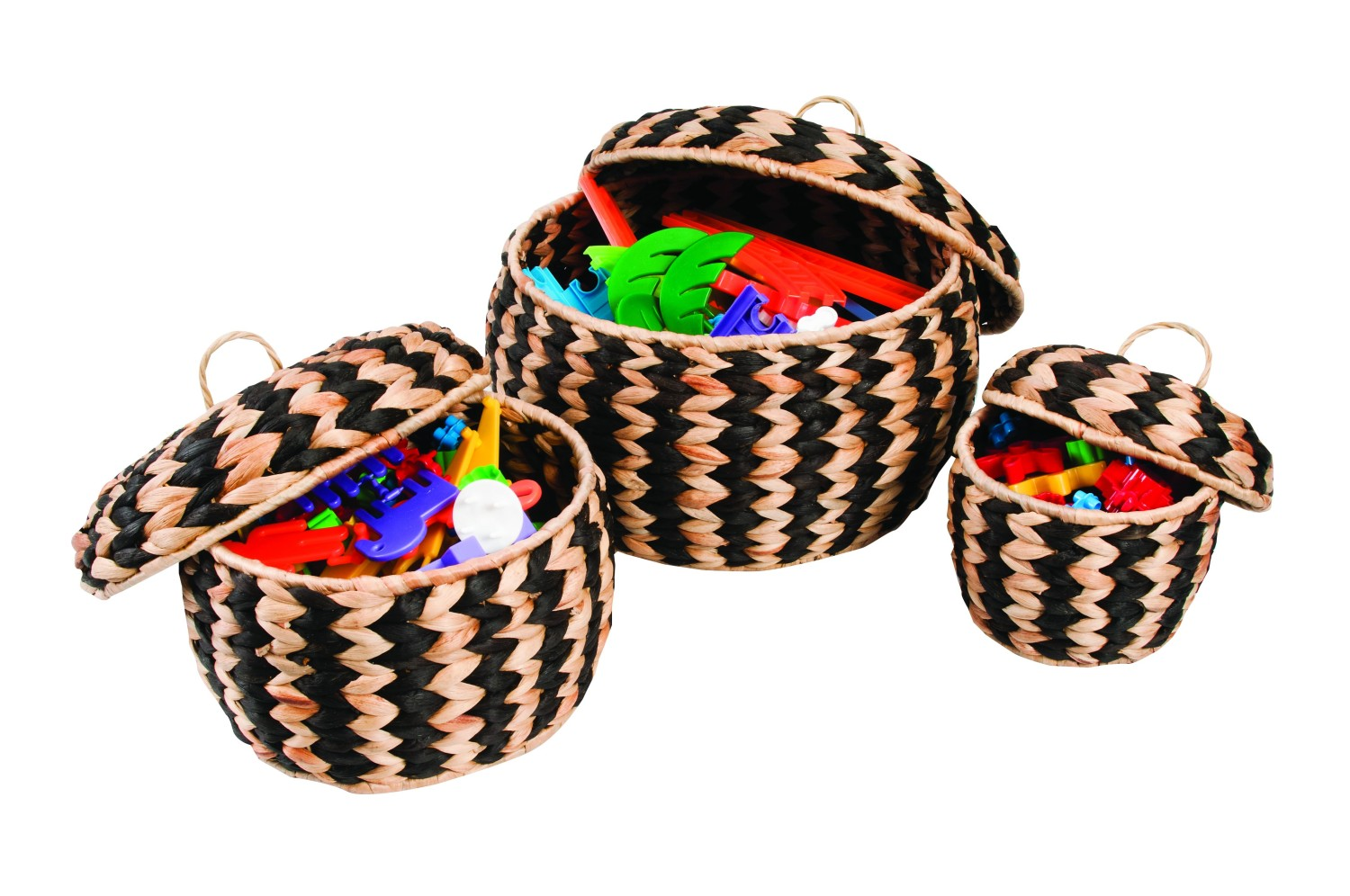 An image of Helios Woven Pot Set