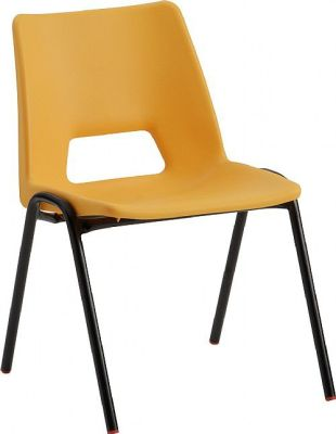Pp1 Poly Chair Yellow