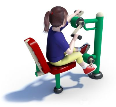 Children's Arm & Pedal Bicycle (2)