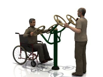 Tai Chi Discs - Limited Mobility