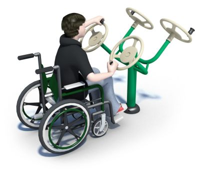 Tai Chi Discs - Limited Mobility (2)
