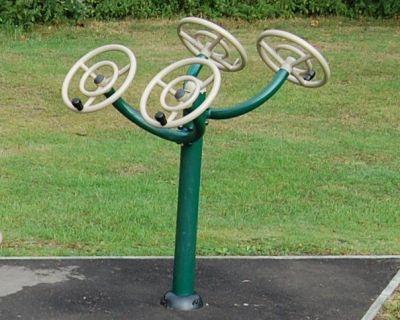 Tai Chi Discs - Playground