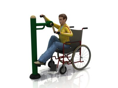 Arm & Pedal Bicycle - Limited Mobility (2)