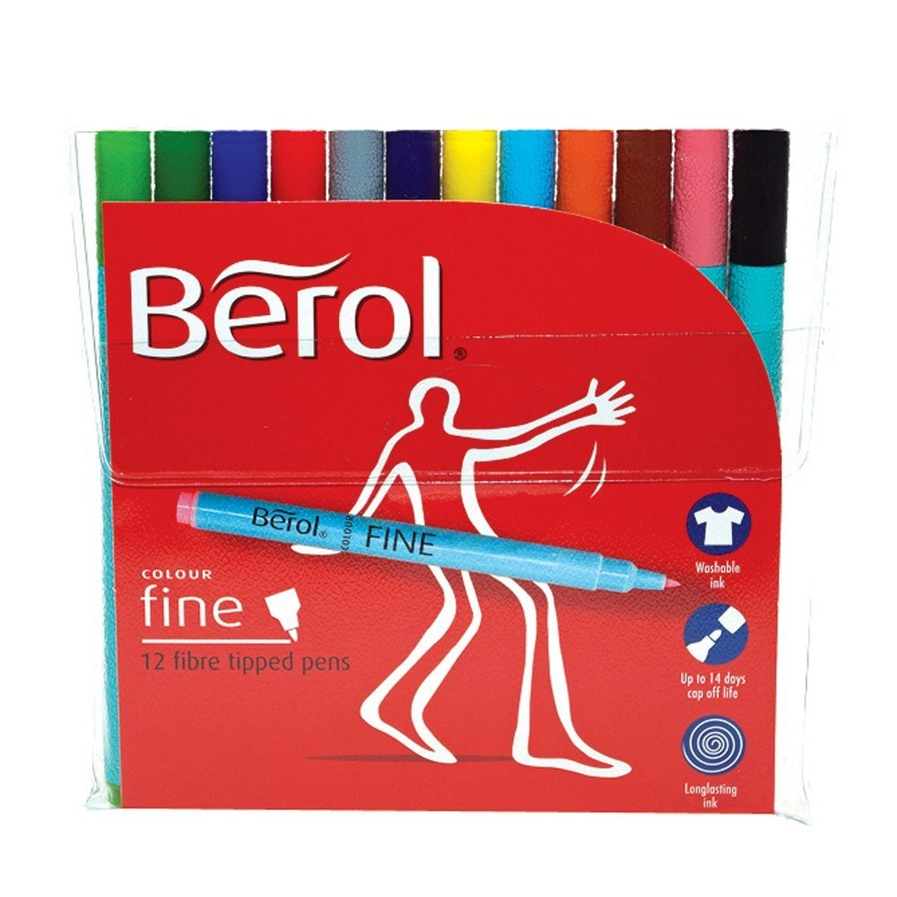 An image of Slim Line Dry Wipe Pens - Whiteboards