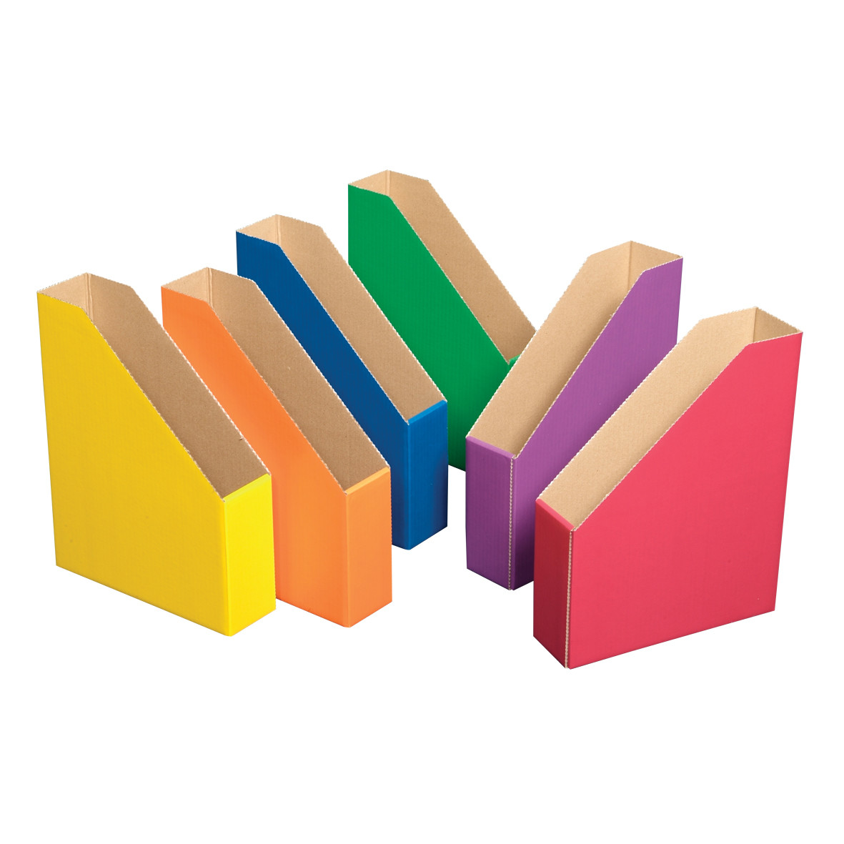An image of Colour Filing Boxes