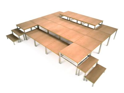Multi-Level Staging - Set 2