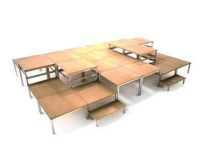 Multi-Level Staging - Set 3