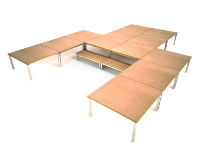 Flat Staging - Set 1