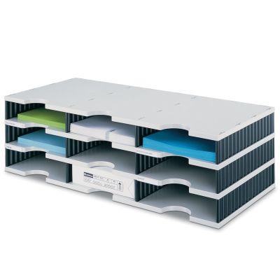 Styrodoc Trio Storage - 9 Compartment