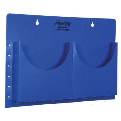 Filapocket Double Pocket - Blue