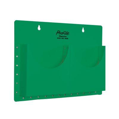 Filapocket Double Pocket - Green