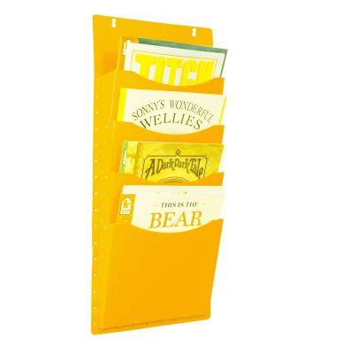 Filapocket Multi Pocket - Yellow