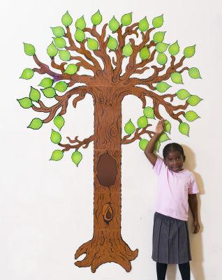 Big Tree Bulletin Board Set 761