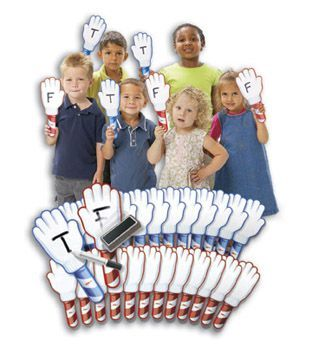 Hands Up Whiteboards