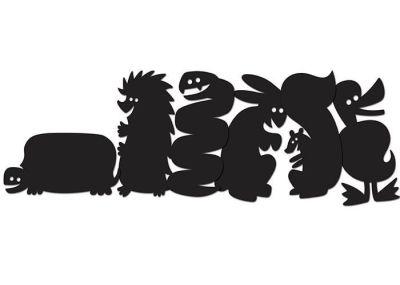 Animal Silhouettes (2)