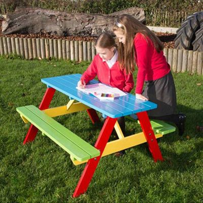 Bambi Primary Picnic Table