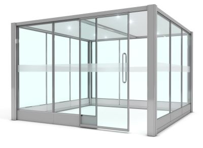 Square Glazed Pod
