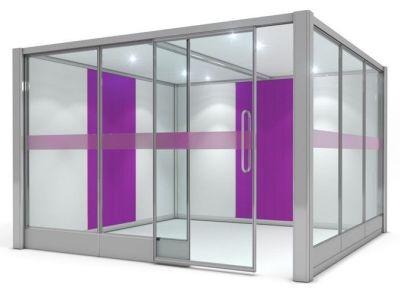 Square Office Pod