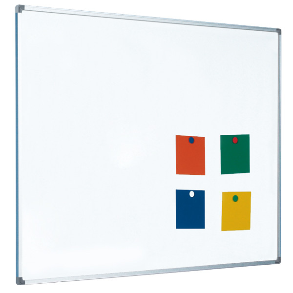 An image of VersaTile Frameless Magnetic Whiteboard - Whiteboards