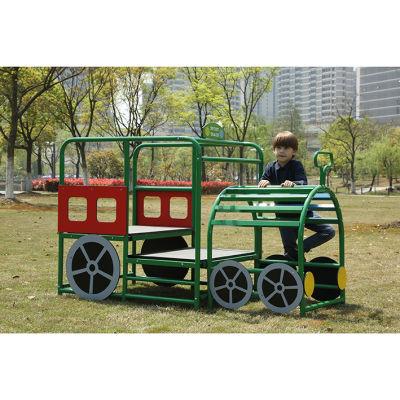 Zuba Train Play Center