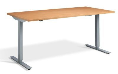 Next Day Swan Height Adjustable Desk 2