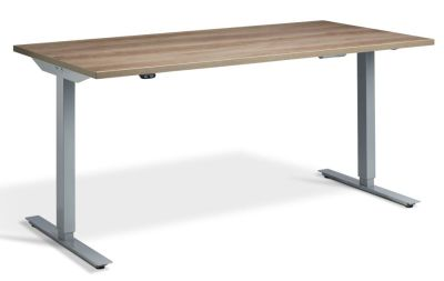 Next Day Swan Height Adjustable Desk 5