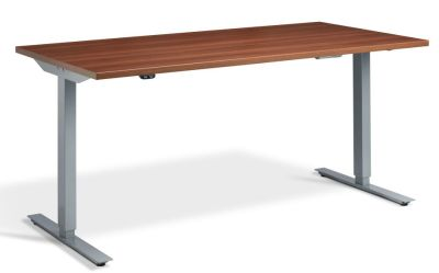 Next Day Swan Height Adjustable Desk 6