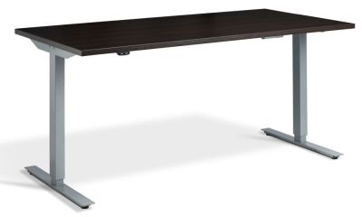 Next Day Swan Height Adjustable Desk 9