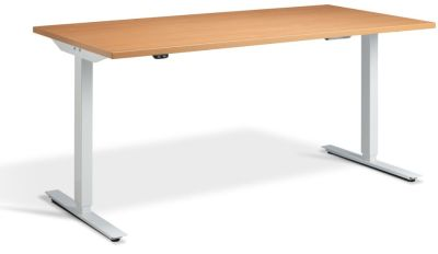 Next Day Swan Height Adjustable Desk 10