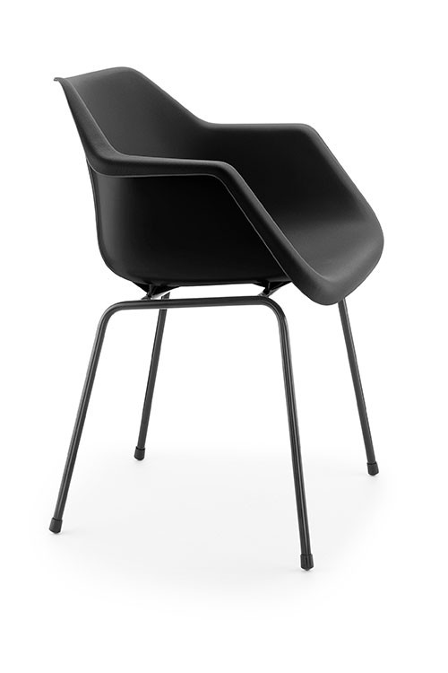 An image of Robin Day Classic Poly Tub Chairs - Plastic Chairs for Schools