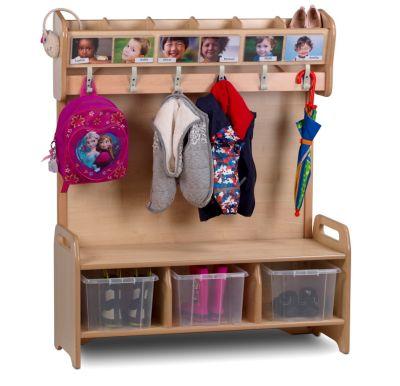Kidre Free Staning Unit Storage