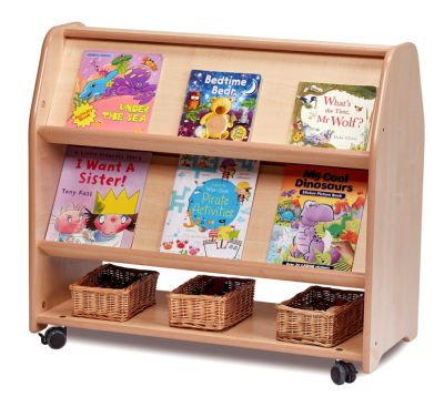 Kidre Mobile Book Display Mood View