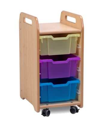 Kidre Tray Storage 3 Deep