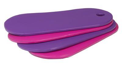 Kidre Pink And Purple Mats