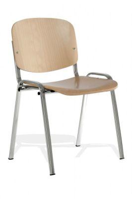 Telaio Wooden Chair Angle