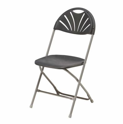 Epic Plus Folding Chairs Black