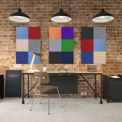 Hb Acoustic 300mm Square Panel - Office Space