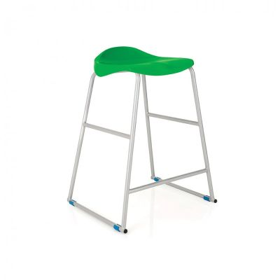 Green Titan Lab Stool