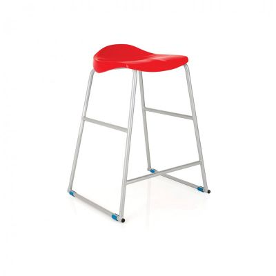 Red Titan Lab Stool