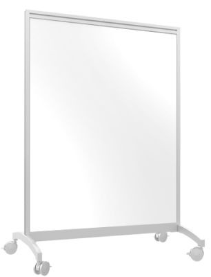 An image of DL Mobile Magnetic Whiteboard Screen - Whiteboards