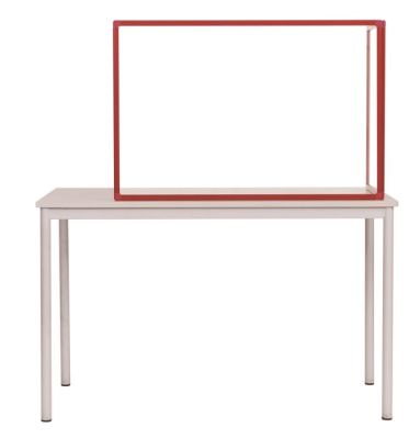 PROTECT CLASSROOM TABLE GLASS PROTECTION SCREEN 1