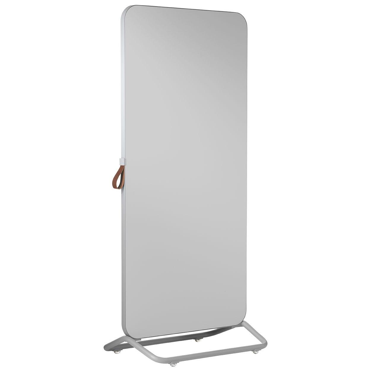 An image of Trema Mobile Double Sided Enamel Whiteboard - Whiteboards