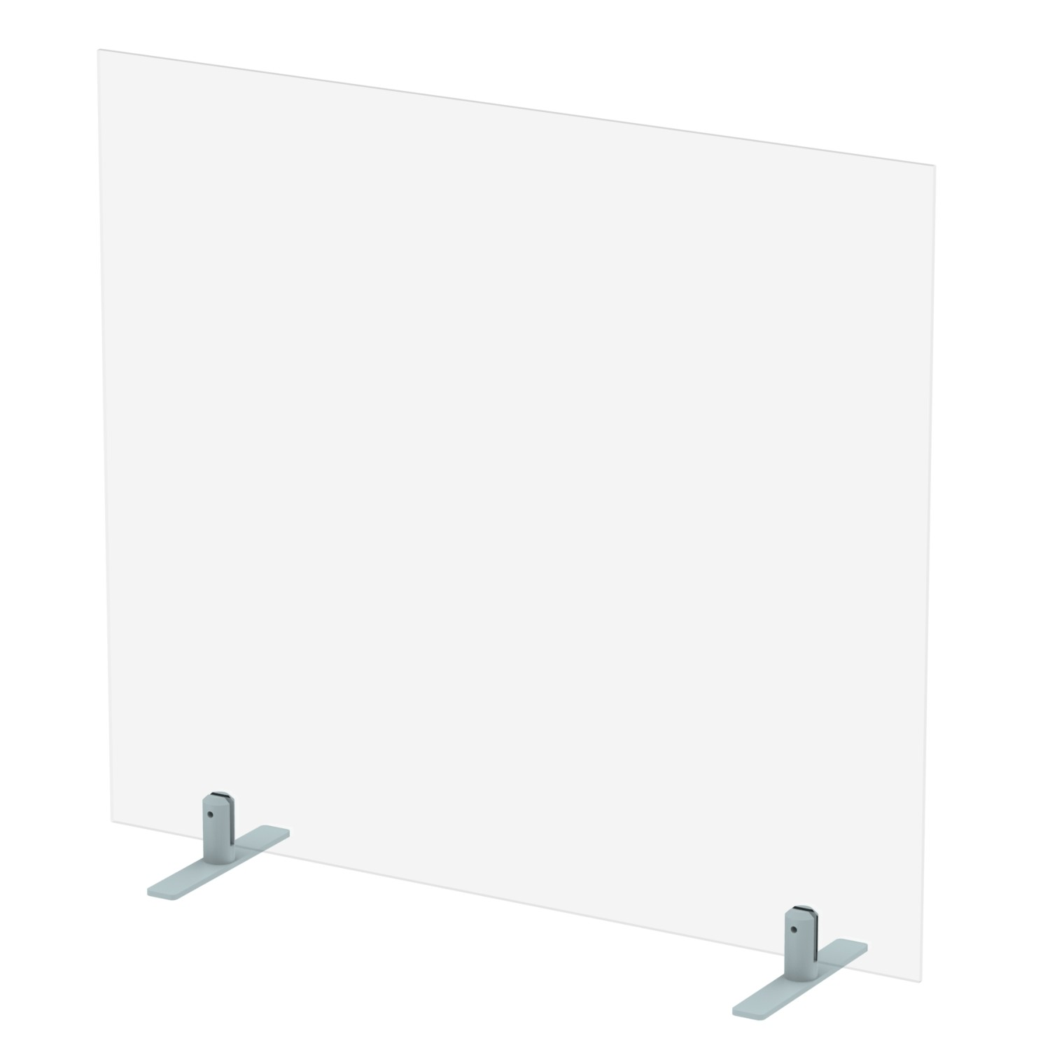 An image of Orion Freestanding Antibacterial Acrylic Desktop Screens - Screens...